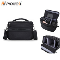 PROWELL DC22356 Water Resistant Camera Holster Shoulder Bag for Compact System