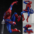 """В штучной упаковке Marvel Легенды Diamond Select Amazing Spider-Man 6 """"figma 199 Кукла Фигурка ПВХ Рис Смола Коллекция Модель игрушки Подарки"""