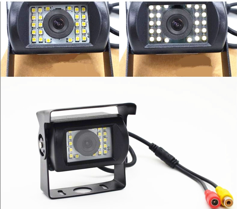 Waterproof Anti-Shock Auto Car Rear View Camera Night Vision Truck Bus Van Rearview Backup Reverse Camera Parking AssistanceWaterproof Anti-Shock Auto Car Rear View Camera Night Vision Truck Bus Van Rearview Backup Reverse Camera Parking Assistance