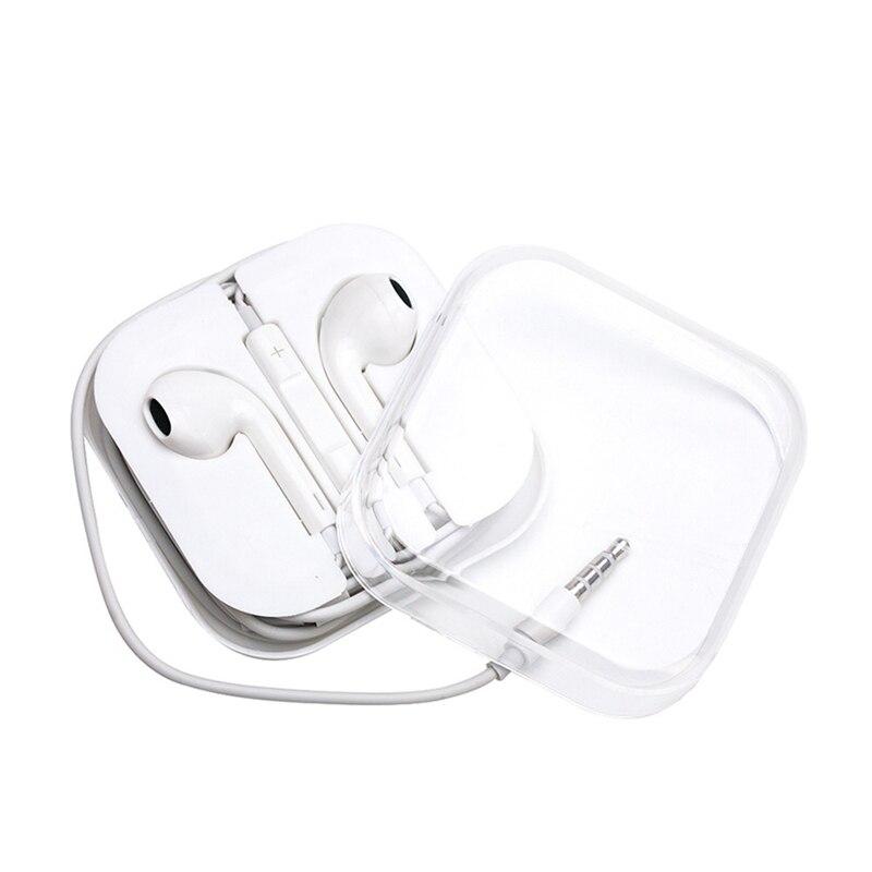 Fone De Ouvido For IPhone 4 5 6 6s Xiaomi Huawei Samsung 3.5mm Wired Earphone In-Ear Earbuds Stereo Headset