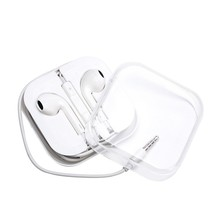 Fone de Ouvido for iPhone 4 5 6 6s Xiaomi Huawei Samsung 3.5mm Wired Earphone In-Ear Earbuds Stereo Headset(China)