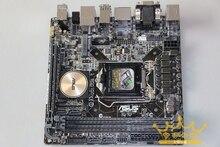 Desktop Motherboard for Asus H97I-PLUS LGA 1150 DDR3 for i7 i5 i3 16GB USB2.0 UBS3.0 H97 motherboard free shipping