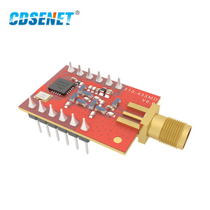 Image 4 - 1pc 433 MHz SI4463 장거리 rf 모듈 E10 433MD SMA SPI iot 무선 송수신기 Arduino 용 433 MHz rf 송신기 수신기