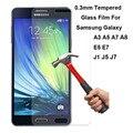 Premium 0.3mm Tempered Glass For Samsung Galaxy A3 A5 A7 A8 E5 E7 J1 J5 J7 Screen Protector Transparent Screen Cover Guard Film