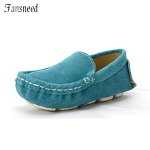 Child Moccasins female child princess shoes baby leather unisex fashion male child genuine leather single shoes children shoes