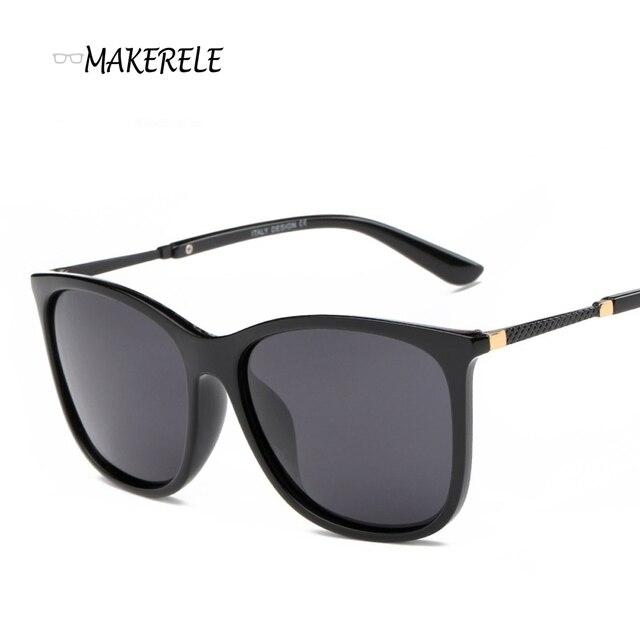 feac1a5463e Round Face Personality Polarized Men Women Sunglasses Makerele 2017 New  Brand Female Models Cat Eye Sun Glasses