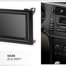 Подходит для SAAB 9-3 93 2007 2008 OTOJETA четырехъядерный android 8,1 рамка Плюс Автомобильная магнитола стерео мультимедийная головная установка магнитофон gps