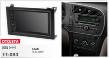 Подходит для SAAB 9-3 93 2007 2008 OTOJETA 4 ядра android 8,1 рамка Плюс автомобиль радио стерео Мультимедиа головных устройств магнитофон gps