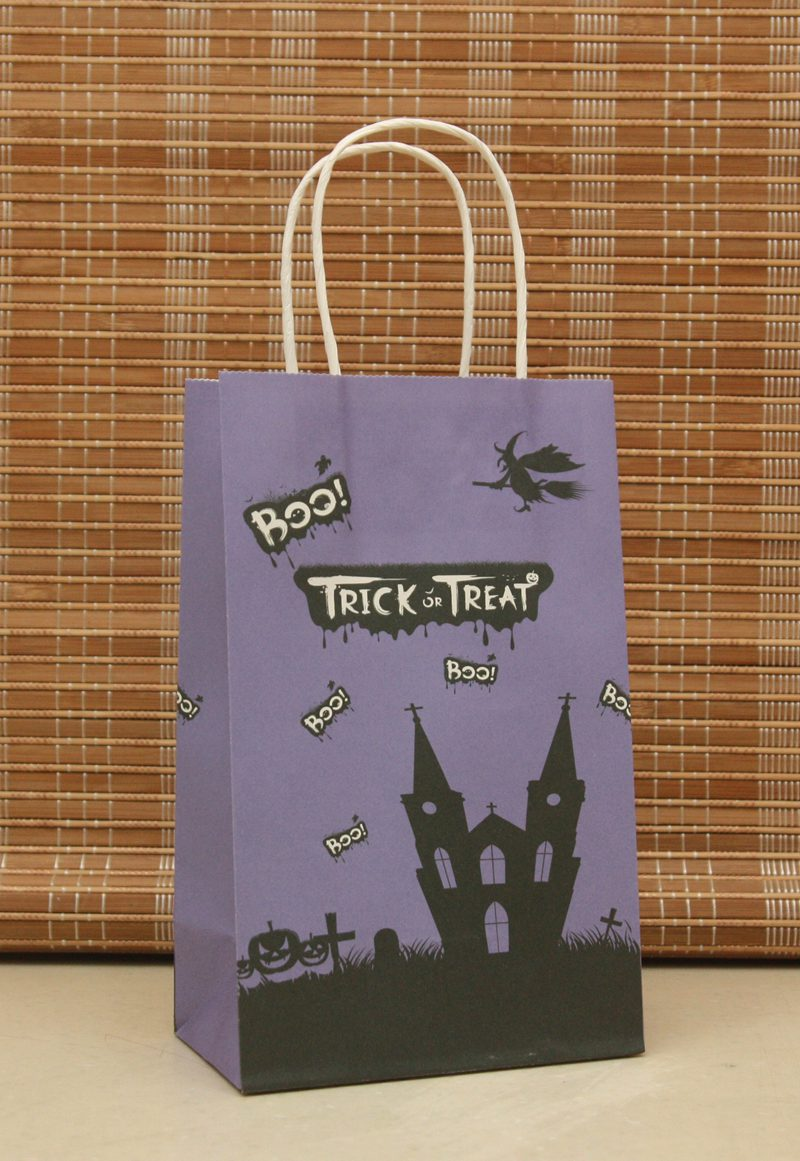 Aliexpress.com : Buy Wholesale 2016 Halloween Paper Treat Bags for ...