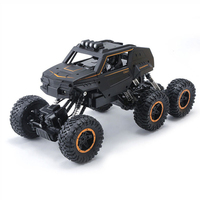 JJRC Q51 1:12 rc car mountain off road vehicle bigfoot MAX 6wd off road remote control car climbing car