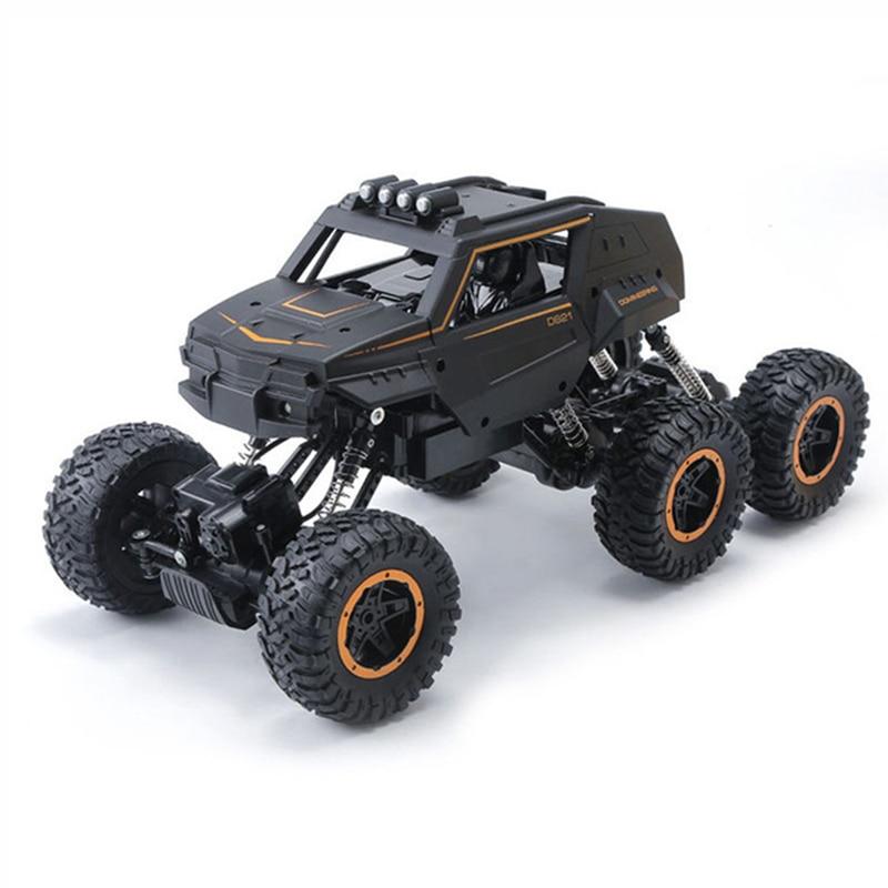 JJRC Q51 1:12 véhicule tout-terrain de montagne rc bigfoot MAX 6wd voiture tout-terrain télécommandé voiture d'escalade
