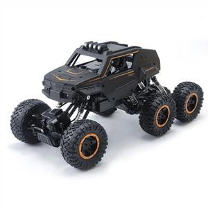 Image 1 - Q51 1:12 rc coche montaña todoterreno vehículo Pie Grande MAX 6wd todoterreno control remoto coche escalada Coche