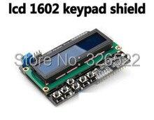 ЖК Клавиатура Щит LCD1602 характер ЖК ввода и вывода платы расширения Для ARDUINO Бесплатная доставка