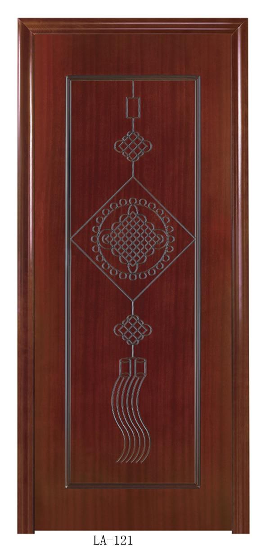 distributor/retail door wooden door for Kuwait-in Doors from