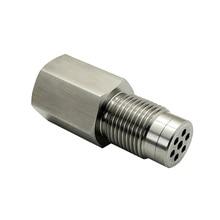 CEL Eliminator, запчасти для автомобильного инструмента, автомобильный мини-светильник из нержавеющей стали для двигателя O2, адаптер датчика, каталитический конвертер, универсальные аксессуары