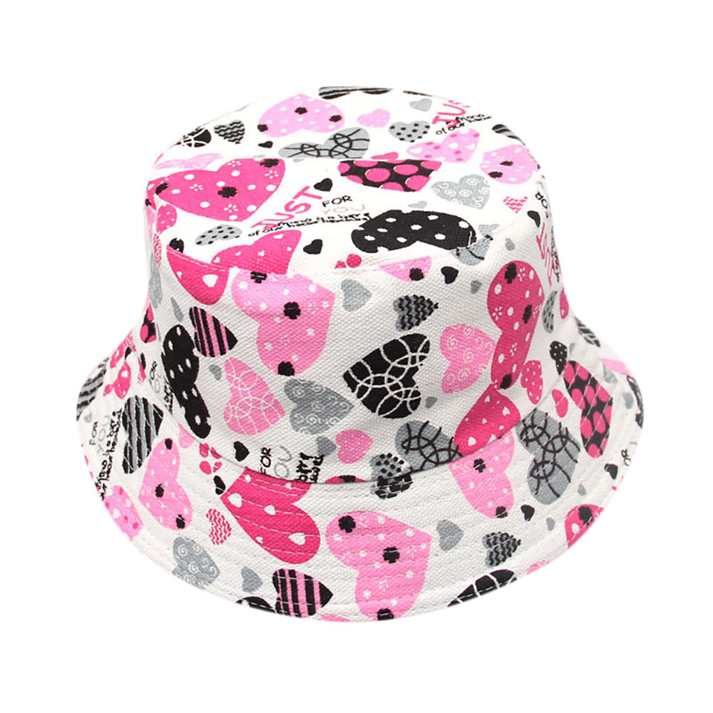 Apparel Accessories Sleeper #501 2019 New Fashion Toddler Baby Kids Boys Girls Floral Pattern Bucket Hats Sun Helmet Cap Casual Gifts Free Shipping Comfortable Feel Men's Bucket Hats