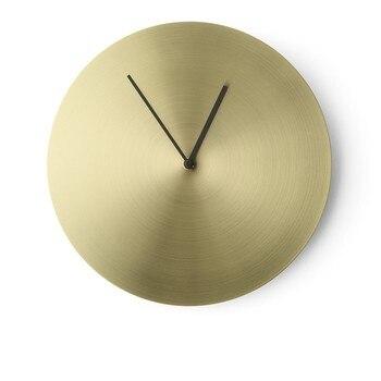 2019 New Arrival High Quality Modern Design Digital Wall Clock Brass Clock