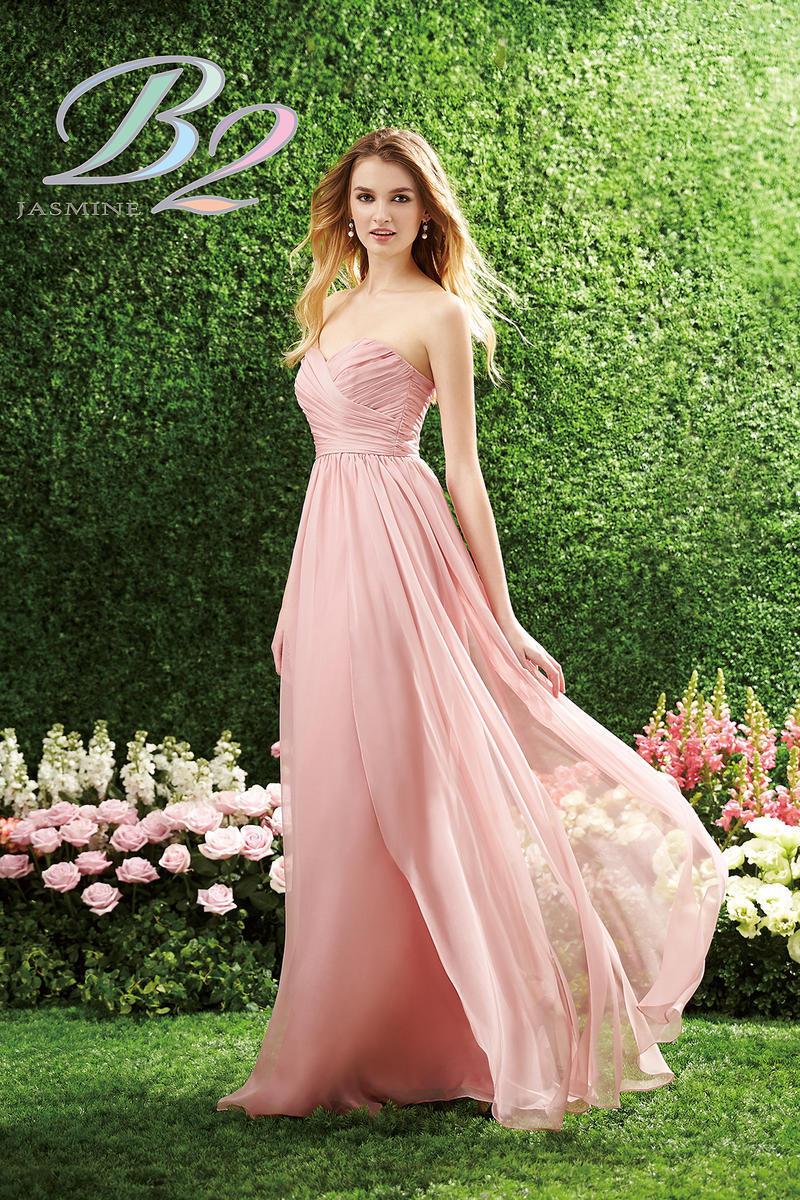 Fantástico Vestidos De Dama B2 Ideas Ornamento Elaboración ...