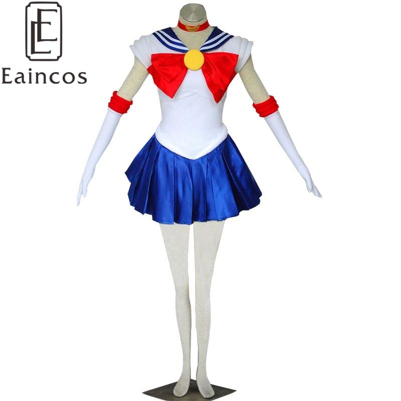 Anime font b Sailor b font font b Moon b font Fighting Uniform font b Cosplay