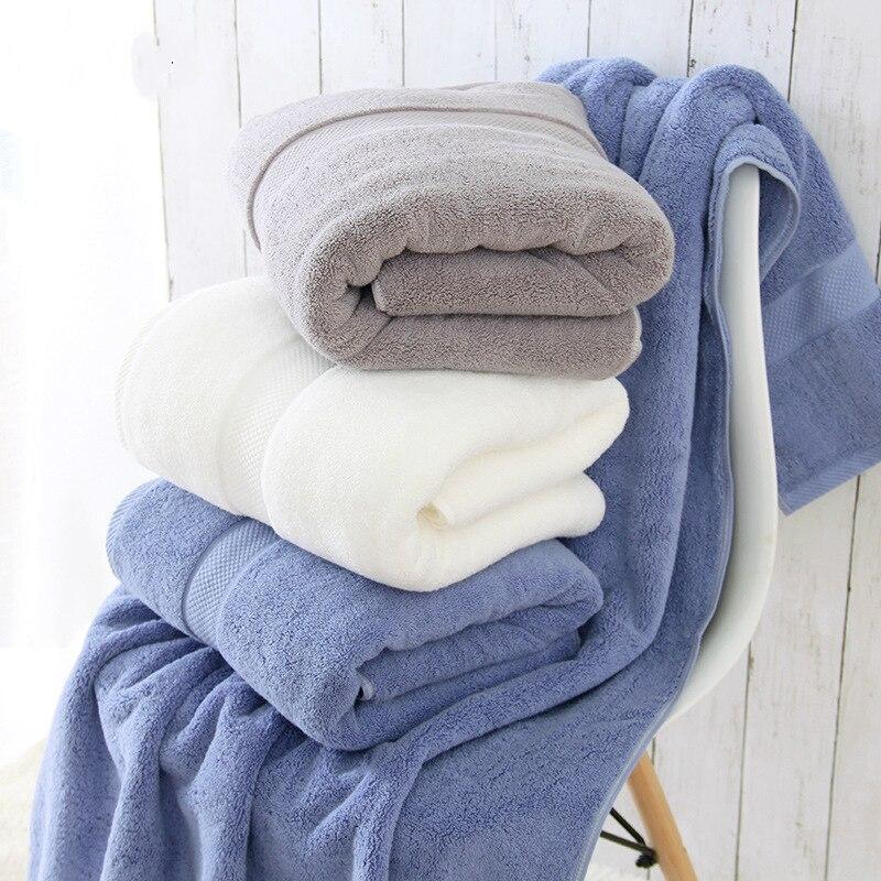 1PC 80*160cm 900g épais luxe égyptien coton Serviette de Bain écologique plage Terry Serviette de plage pour adultes Serviette de Bain