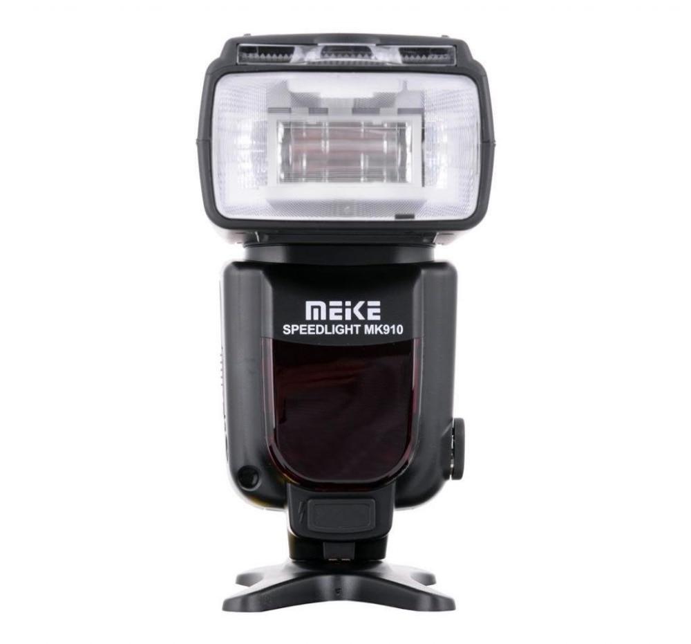 Meike MK-910 MK910 TTL 1 / 8000s HSS Sync Master y Slave flash de - Cámara y foto - foto 2