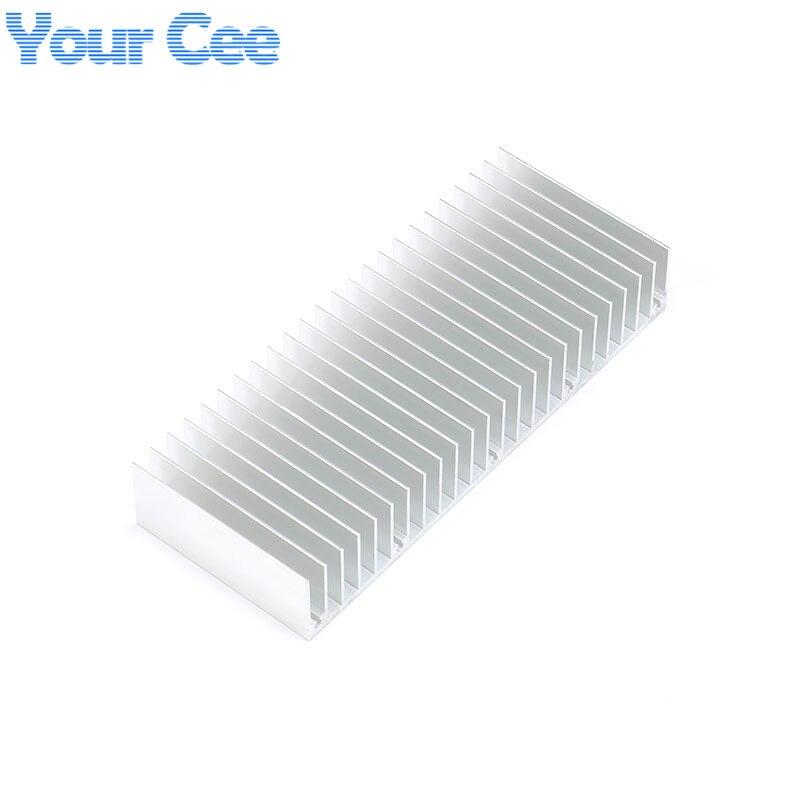 1 pc 150*60*25mm Dissipatore di Calore del dispositivo di Raffreddamento di Raffreddamento Del Radiatore di calore Aletta di Alluminio Dissipatore di Calore per LED, power IC Transistor, Modulo PBC 150X60X25mm1 pc 150*60*25mm Dissipatore di Calore del dispositivo di Raffreddamento di Raffreddamento Del Radiatore di calore Aletta di Alluminio Dissipatore di Calore per LED, power IC Transistor, Modulo PBC 150X60X25mm
