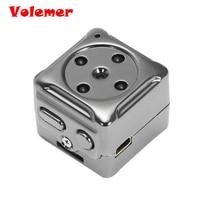 Volemer Professional Mini Camera Night Vision Camera Video Camcorder Mini DV Full HD 30FPS Sports DV