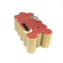 Batterie 3000mAh pour Wurth 18V Ni MH, pack CD SD18V 700 980 520 pour auto-installation