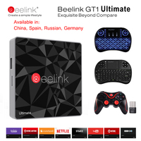 3G 32G Beelink GT1 Ultimate TV Box Amlogic S912 Octa Core Android 6 0 Set Top