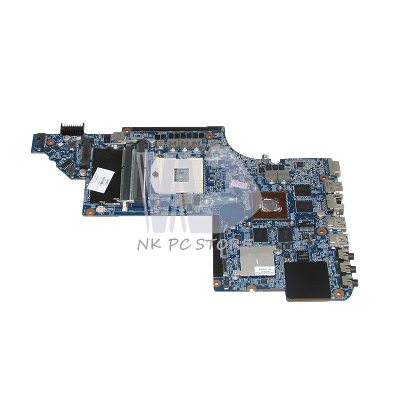 NOKOTION 639391-001 MAIN BOARD For HP Pavilion DV7 DV7-6000 Laptop Motherboard HM65 DDR3 HD6770M Video card 639391 001 1gb fit for 655991 001 for hp pavilion dv7 dv7 6000 laptop motherboard hm65 s989 ddr3 tested working
