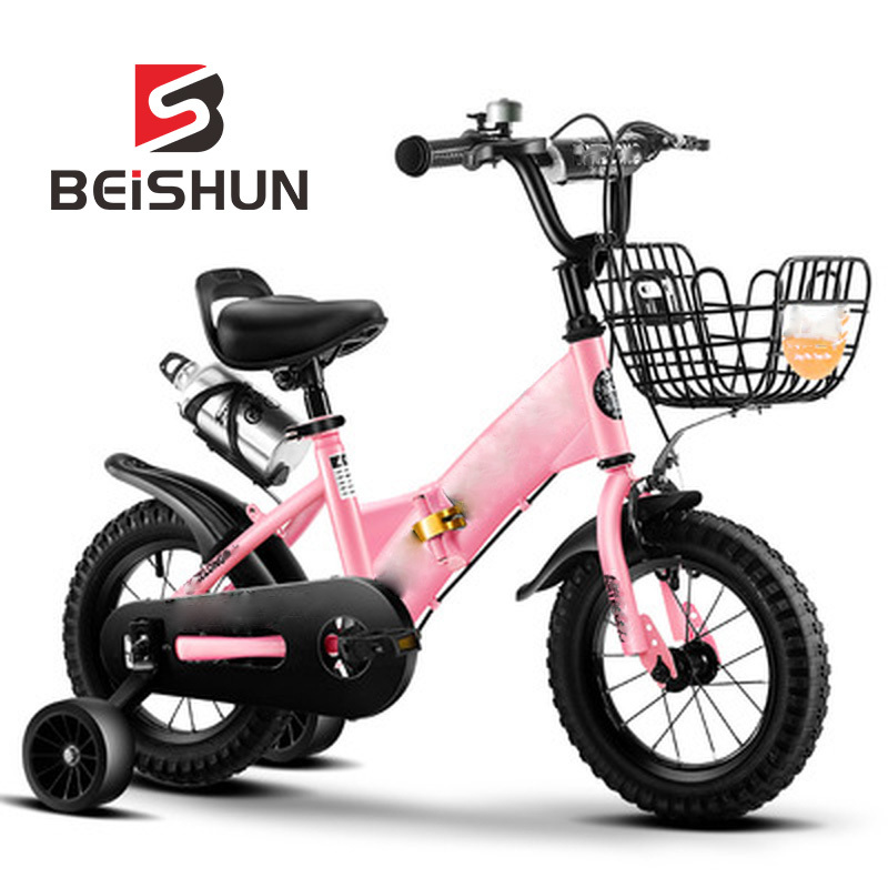 CBSEBIKE Children Bicycle 12 Inch 14 Inch 16 Inch 18 Inch 2-3-6 Years Old Children Folding Men And Women Bicycle