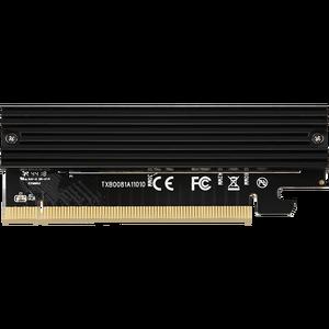 Image 5 - ANDDEAR アダプタカードに M.2 PCIE3.0 コンピュータ高速拡張カード X16 ソリッドステートドライブアダプタカード
