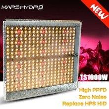 Mars Hydro TS 1000 LED poussent des plantes d'intérieur légères Veg fleur remplacer HPS/HID hydroponique Specturm complet