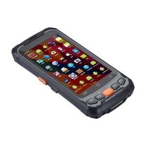 Image 3 - 4.7 Inch RAM 2GB ROM 16GB 1D Barcode Handheld Terminal  Scanner keys  function keys BT4.0 Smart Terminal