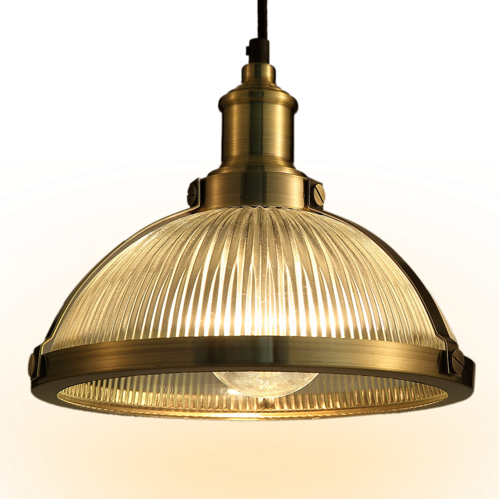 Vintage Retro Glass Lampshade Pendant Lights Glass Lamp Edison Bulbs E27 Pendant Lamp Lustres Fixtures for Bar Restaurant vintage pendant lights retro water pipe pendant lamp e27 holder edison bulbs lighting fixture for warehouse diningroom ktv bar