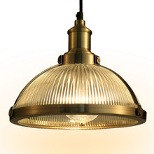 Vintage Retro Glass Lampshade Pendant Lights Glass Lamp Edison Bulbs E27 Pendant Lamp Lustres Fixtures for Bar Restaurant free shipping ac90 260v avintage cord pendant lights clear glass lampshade edison bulb pendant lamp for dining room ktv bar