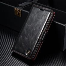 Оригинал CaseMe Для Xiaomi Редми 4X Случай Роскошь Высокое Качество Прочный Кожаный Чехол Для Xiaomi Редми 4X5.0 «бумажник Телефон Случаях