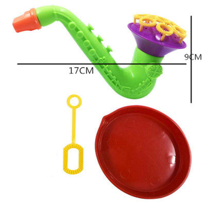 1pcs-Blowing-Toys-Bubble-Gun-Soap-Bubble-Blower-Outdoor-Kids-Child-Toys-New-Creative-polyporous-Wedding