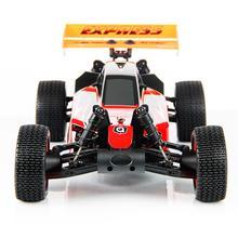 Оригинальный HQ735 1:10 2.4Gh дистанционный пульт Гоночная машина игрушки 4WD 540 двигатель багги 60 кг/ч высокое Скорость rc drift автомобиль против A959 A979