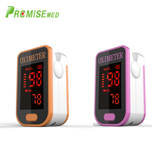 купить PRO-F4 orange+pink Finger Pulse Oximeter,Heart Beat At 1 Min Saturation Monitor Pulse Heart Rate Blood Oxygen SPO2 CE Approval по цене 1117.65 рублей
