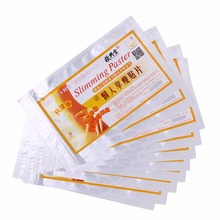 10Bags Hot Shapers To Slimming  Patches Body Wraps Weight Loss Products Fat Burning Parches Creams Stickers New