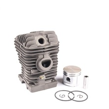 40mm Cylinder Piston Rings Pin Kit For STIHL 021 023 MS210 MS230 MS 230 Chainsaw Replacement Parts