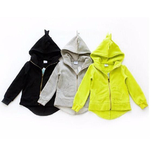 New Dinosaur Coat 2017 Children's Hoodies Girls Sweatshirts Kid Hooded Jackets Dino Girls Clothes Outfits Coats Costumes Tops