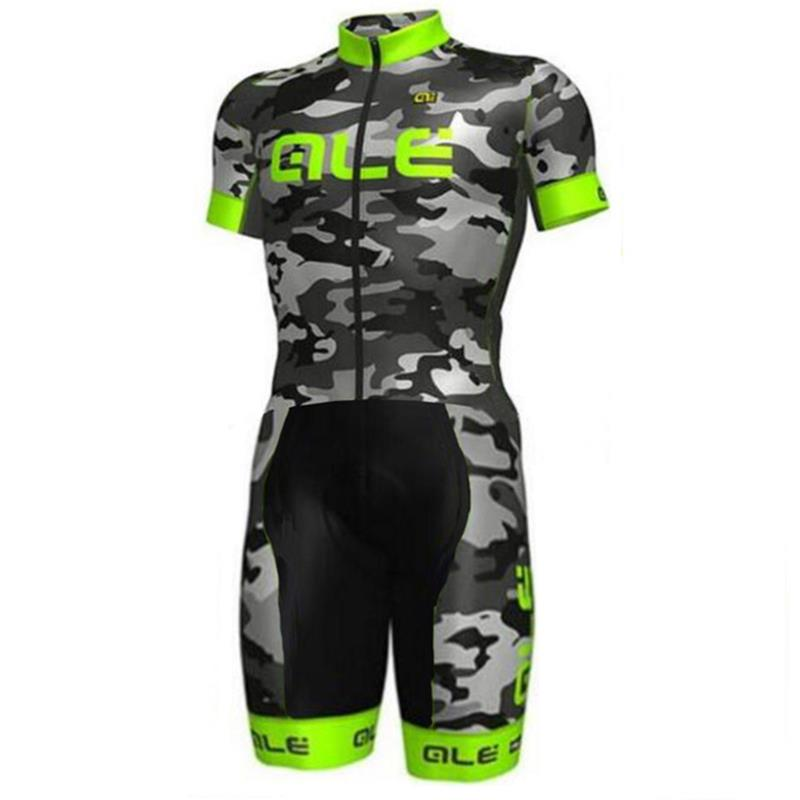 2018 ale triathlon self-tight one-piece dress short-sleeved tight skinsuit cycling jersey ropa ciclismo mtb uci cycling clothing брюки accelerate tight