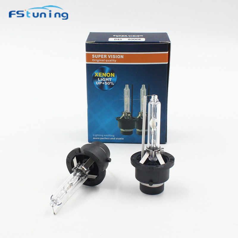FStuning D2S HID ampuller CBI D2 D2S hid xenon far 4300K 6000K 8000K 10000K 35W d2S D2C D2R xenon far araba farlar