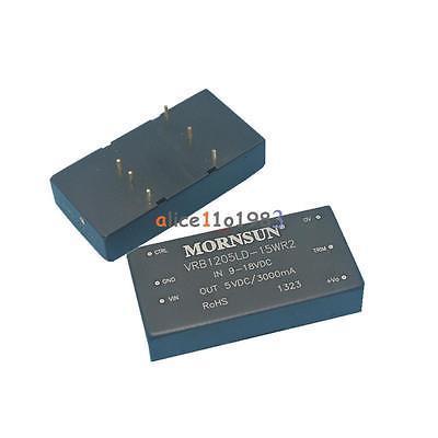 VRB1205LD 15 Вт VRB1205 DC-DC Конвертер один выход Mornsun DIP