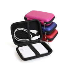 Carry Case Cover Pouch for 2.5 inch Power Bank USB external