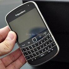 В запасе смелый 9930/ разблокированный мобильный телефон BlackBerry 9930+ gps+ Wi-Fi+ 5MP+ QWERTY Восстановленный телефон