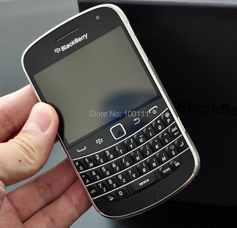 bilder für In ausgestattete Bold 9930/Ursprünglicher Freigesetzter BlackBerry 9930 handy + GPS + WI-FI + 5MP + QWERTY Refurbished Telefon, FREIES Verschiffen