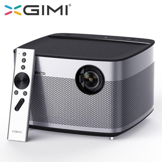 300 inch XGIMI H1 1920x1080 P Full HD Поддержка 3D 2 К 4 К проектор 3 ГБ RAM Android 5.1 Bluetooth Wi-Fi Домашний Кинотеатр DLP ТЕЛЕВИЗОР Проектор
